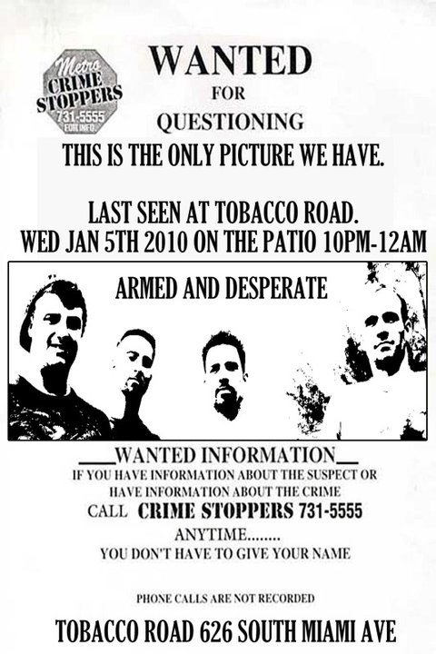 Armed & Desperate 1-5-2011 10:00PM